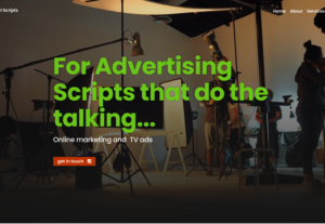 7137Scriptwriter for marketing videos that stand out